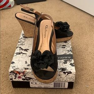 CL by Laundry ILENA wedge